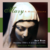 mary cd cover